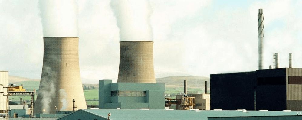 Foto raffigurante la centrale nucleare che ha subito l'attacco Stuxnet