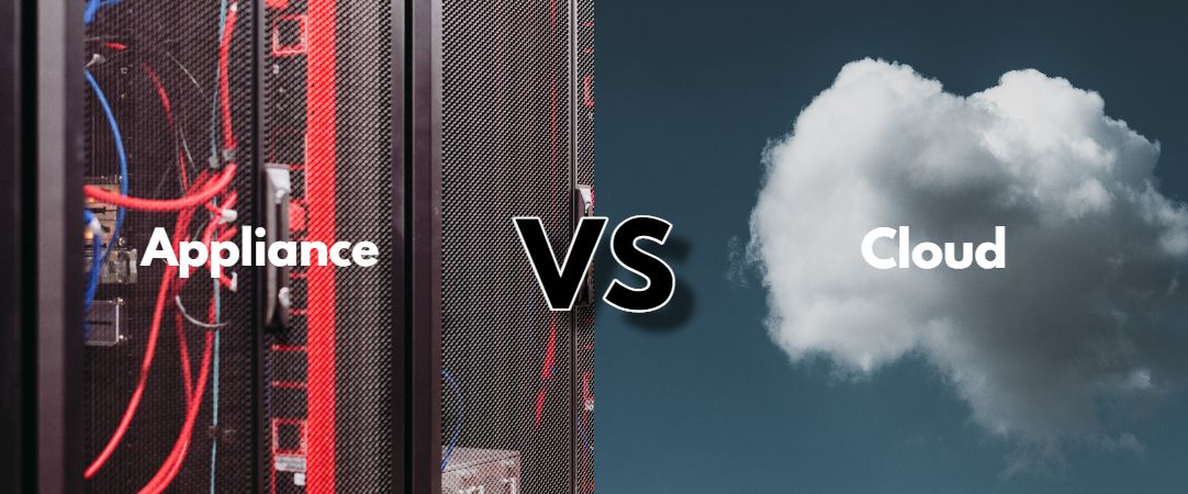 Cloud DNS protection is best than Appliance Firewall