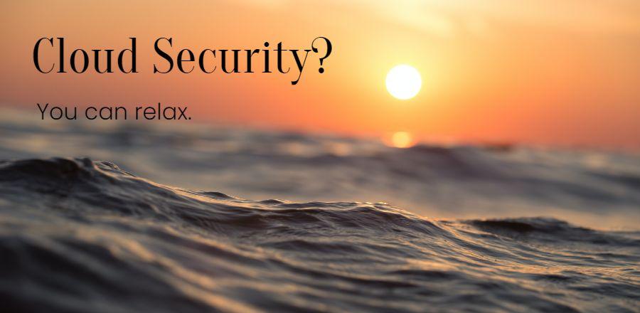 Cloud Security - photo of Sebastian Voortman da Pexels