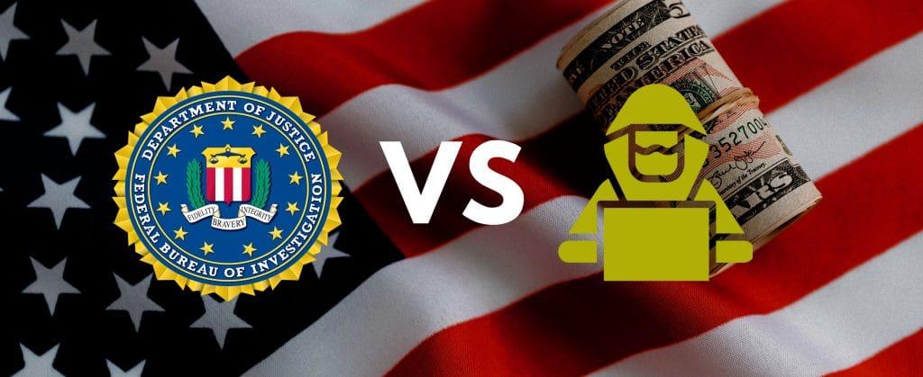 FBI VS Hacker in USA